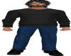 (AL)Long Jumper Black