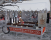 coffee stand winter