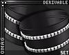0 | Stud Cuffs Set 2 Drv