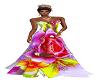 vestido sesy floral