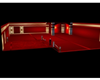 red/gold ballroom