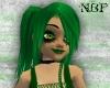 Green lulu (braidless)
