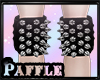 P| Spiked Knee Pads