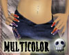 =CP= MultiColour Nails