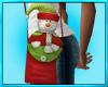 Womens Snowman Bag