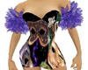 Mardi Gras Party Dress