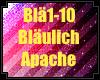 Apache-bläulich