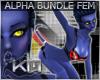 +KM+ ALPHA Bundle FEM