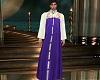Purple Clergy Cassock