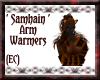 {EC}Samhain Arm Warmers