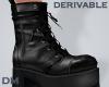 DM| Heel Combats