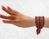 ☣ Wrist aztec left
