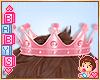! Kids Pink Crown *