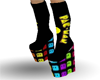 [MNH] PacMan Boots