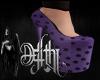 freedom heels purple
