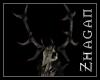[Z] Cerunnos Headpiece