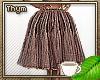 Tulle Skirt Plum