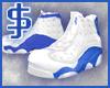 J$ Blue XIII
