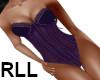 Purple SheerBodysuit RLL