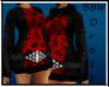 BBW Red Swearter Dress