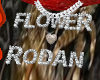 Flower Love Necklace