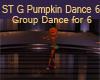 ST G Halloween Pumpkin