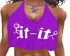 {DD} F IT Shirt