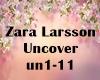 Zara Larsson-Uncover