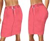 TF* Pink Straight Skirt