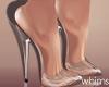 Emme Clear Heels