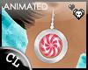 .C Anim. Candy Earrings