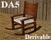 (A) Fall Rocking Chair