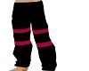 -x- neon pants