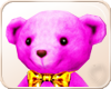 !NC Stuffed Pink Bear