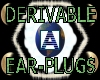 Large Ear-Plugs :F: