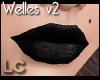 LC Welles v2 Matte Black