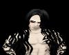 long black hair rocker