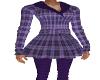 Lavender Coat/Slacks