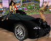 [E] Couple's Black Car