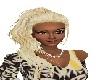 Mariana Blonde Ponytail