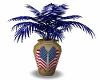*OL Flag Vase 2