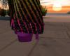 Purple Disco Boots