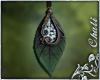 C* Necklace *Leaf*