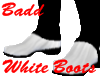 [BK-M] White Boots