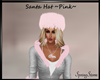 Santa's Hat  Pink