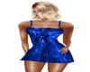 Dress Blue Sparkles