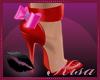 Valentines Formal Heels