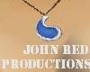Blue Ajah Necklace