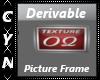 Derivable Picture Frame