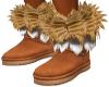 Foxy Ugg Boot Brown {DER